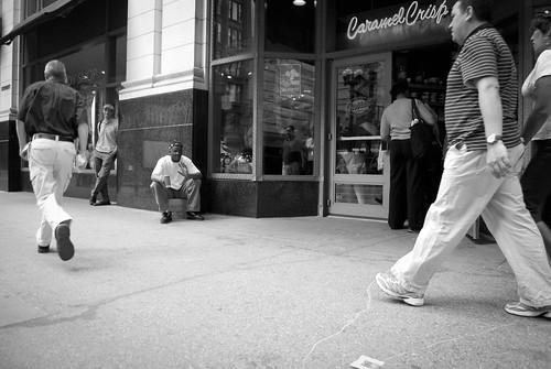 Chicago-Panhandler