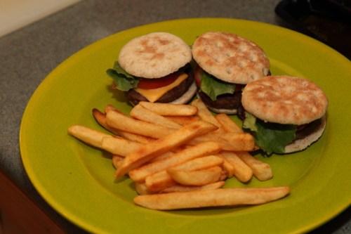 Mini Burgers!