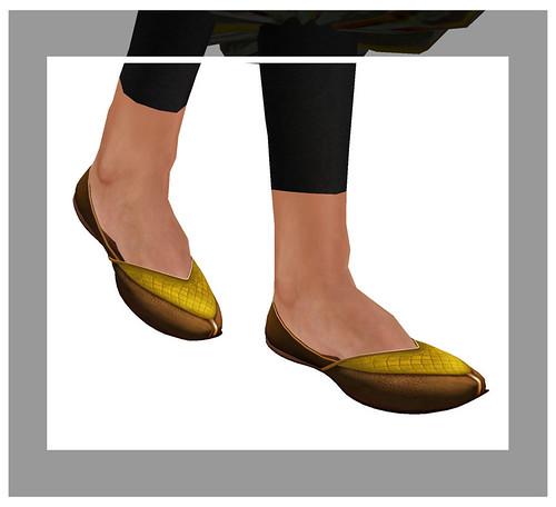 zaara shoes