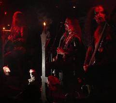 Watain at Maryland Deathfest VIII