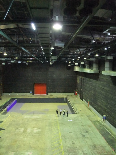 At the Sound Stage