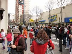 Flashmob en Mar del Plata