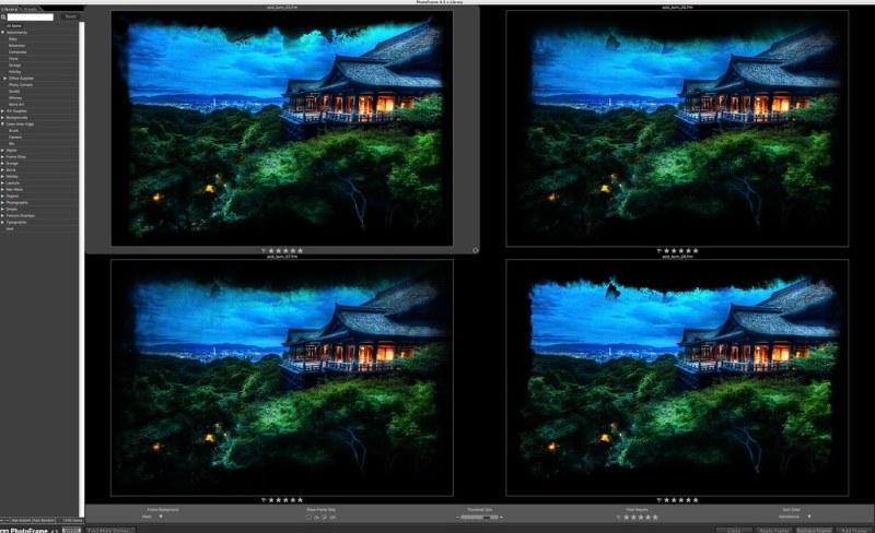 PhotoFrame 4.5 • Library-2