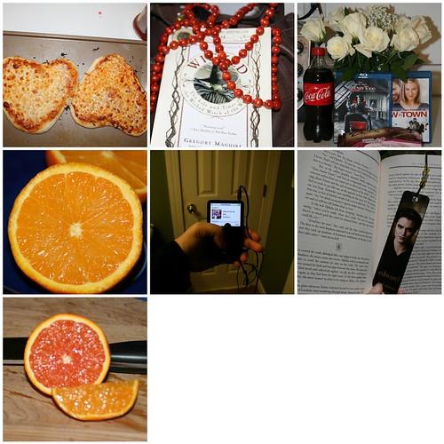 Week of Happy (Feb 14-26 2010)