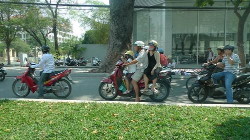 saigon scooter