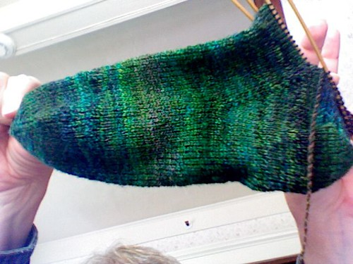 Handspun Socks1a