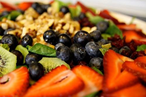 spring garden salad 2
