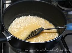65. Torta de arroz doce