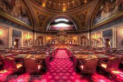 Senate Chamber, Minnesota State Capitol