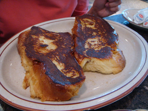 Blue Bay Diner - Challah French Toast