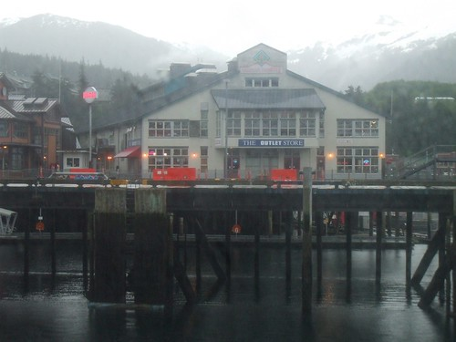 Misty in Ketchikan