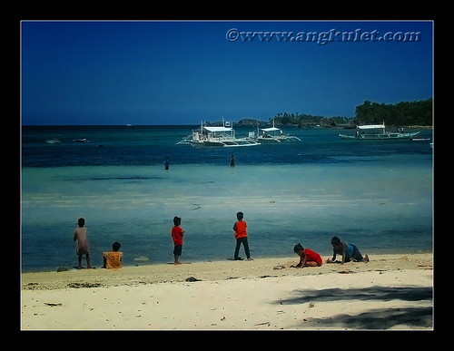 Logon Beach, Malapascua, Cebu