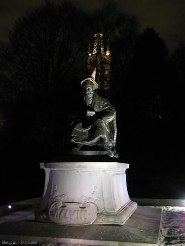Lord Kelvin's Modern Glaswegian Style