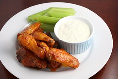 """Almost"" Buffalo Wings"