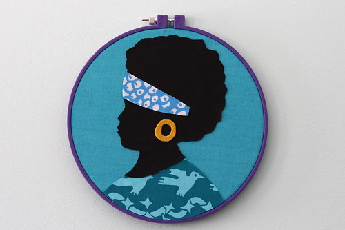 No. 1 Ladies Detective Agency Silhouette Project