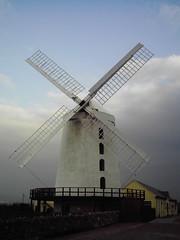 Blennerville windmill