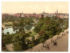 [St. Stephen's Green Park, Dublin. County Dubl...