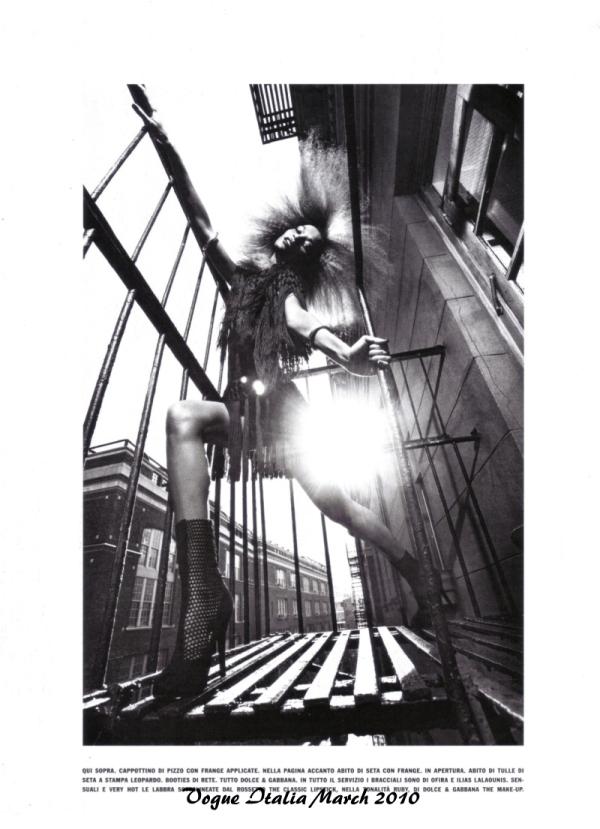 Vogue Italia March 2010 2
