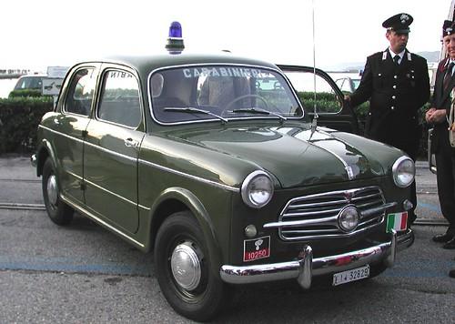 Fiat 1100 Carabinieri