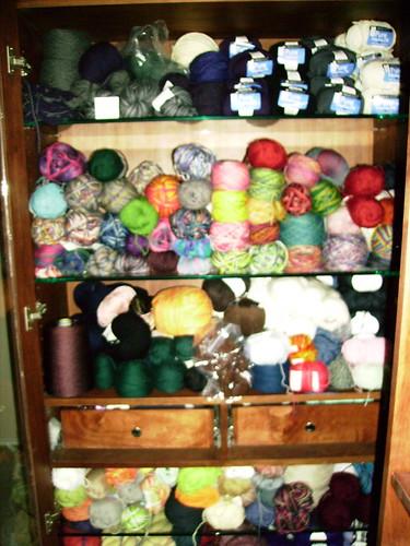 Yarn Cabinet 4.17.10