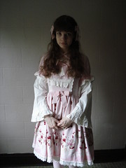 Creepy Alice Ghost