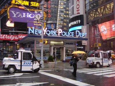 Resultado de imagen para times square police