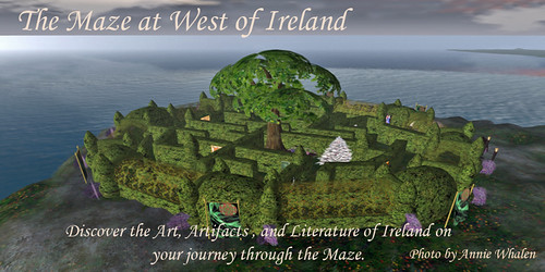 The Maze at the West of Ireland