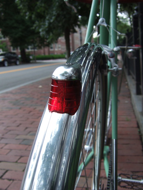 Soubitez taillight, LED converted