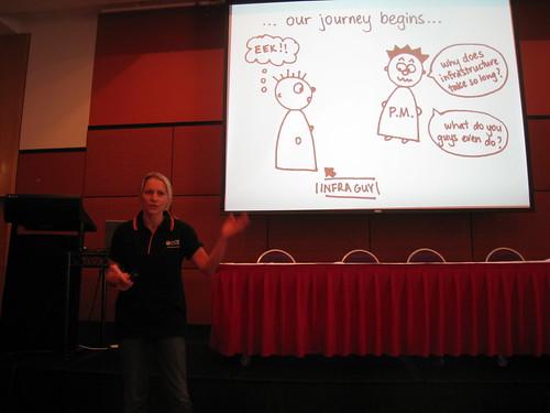 ASWEC 2009 - Rebecca Hopkins