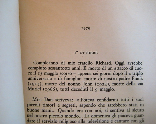 Christopher Isherwood, Ottobre, SE 1987, p. 11 (part.)