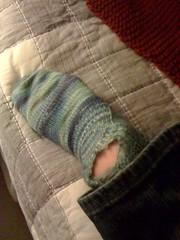Dead sock