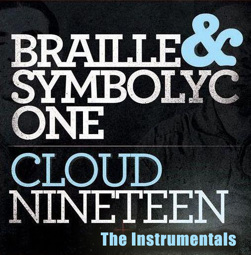 Braille and Symbolyc One Cloud Nineteen Cover