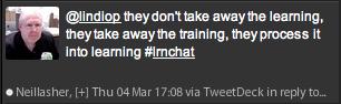 TweetDeck #lmchat