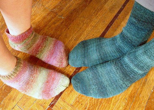Escalator Socks