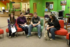 Teen Book Group