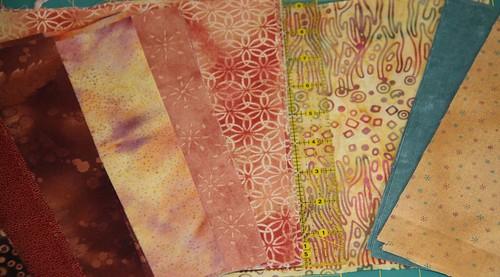 Next quilt fabric choice.