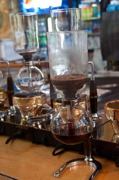 Siphon Coffee