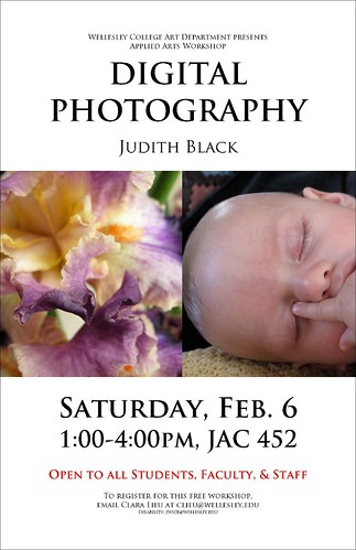 Digital Photography Poster