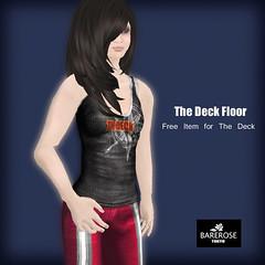 The Deck Floor