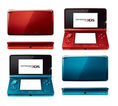 NINTENDO® 3DS (Hardware) E3 2010