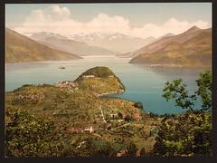 [Bellagio, general view, Lake Como, Italy] (LOC)