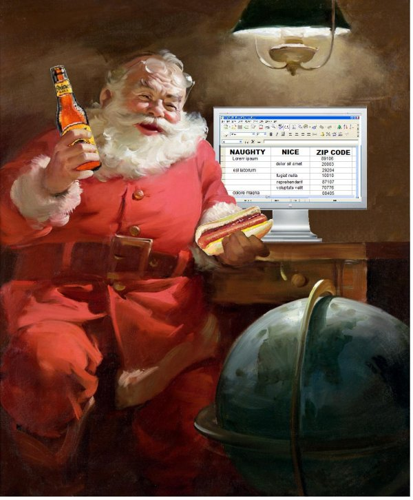 From the North Pole Compliance Office