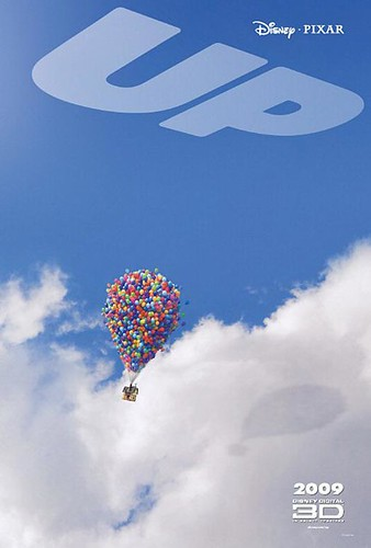 Up (2009) poster 1