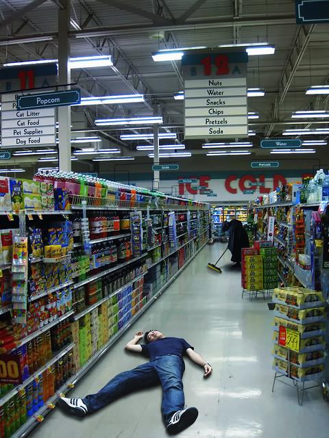 Shopping - Grim Sweaper