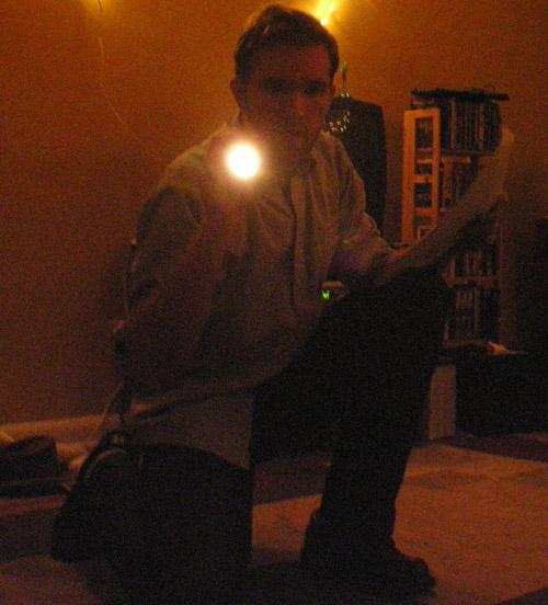 Nick with flashlight2