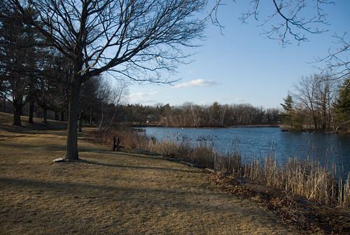 Institute Park, Worcester, MA