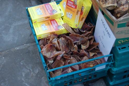 Thisrk Market 1 Pigs Ears