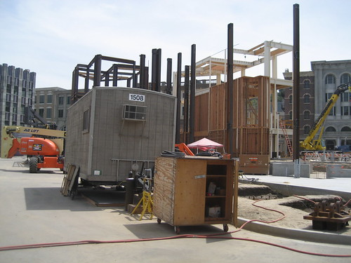 Universal Studios Hollywood Photo Update - April 17, 2010