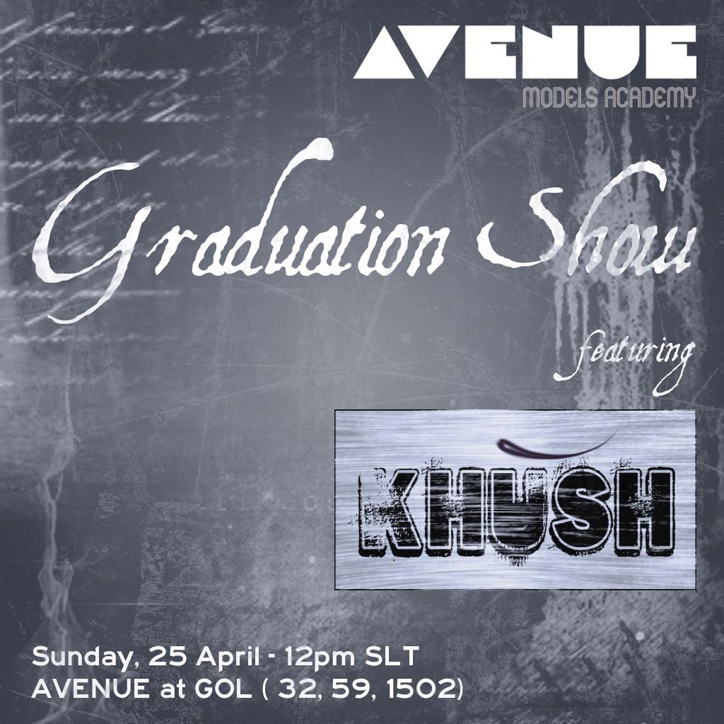 AVENUE Models Academy Grad Show - Khush
