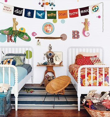 sunshine ruffalo kids room